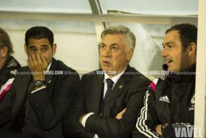 "Ancelotti: ""Hemos jugado con solidez sin tomar riesgos"""