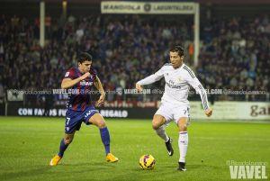 Fotos e imágenes del Eibar 0 - Real Madrid 4, de la jornada 12 de Primera División