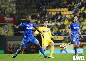 Villarreal-Getafe: puntuaciones Getafe, ida 1/4 Copa del Rey