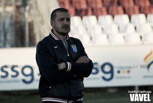 """Fernando Currás: """"Estoy satisfecho con mi equipo"""""""