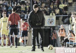 """Marcelino: """"Si encajas dos goles cuando vas por delante, es imposible ganar"""""""