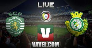 Sporting de Portugal vs Vitória de Setúbal en vivo y en directo