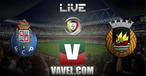 Porto vs Rio Ave en vivo y en directo