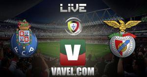 Porto vs Benfica en vivo y en directo online