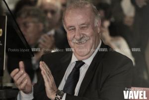 """Del Bosque: """"España sigue estando entre las favoritas"""""""