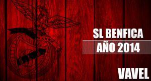 SL Benfica 2014: de la gloria doméstica al fracaso europeo