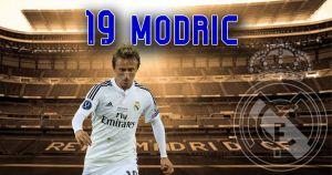 Real Madrid 2014/15: Luka Modric