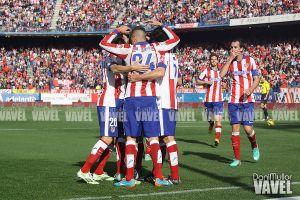 Elche - Atlético de Madrid: todo al verde