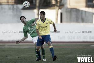 Jon Ander Garrido podrá jugar ante el Real Oviedo