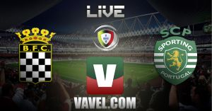 Boavista vs Sporting de Portugal en vivo y en directo
