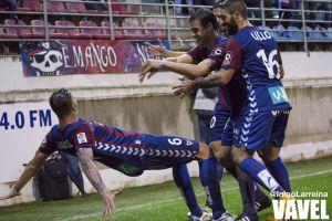 Fotos e imágenes del Eibar 5-2 Almería, 14ª jornada de la Liga BBVA