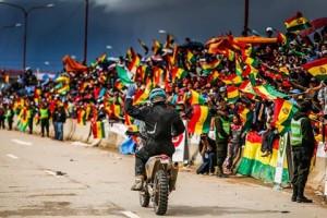 Dakar 2017: Barreda vola e vince l'ottava tappa