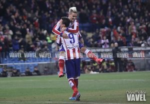 Griezmann y Mandzukic, la pareja que baila agarrada al gol