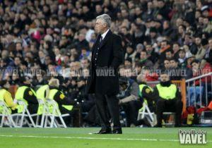 """Carlo Ancelotti: """"Algo positivo va a pasar"""""""