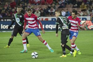 Córdoba CF-Granada CF: En busca de la remontada