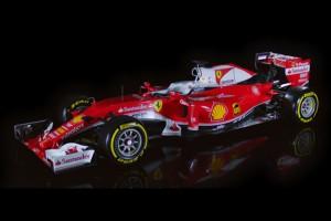 F1, ecco la nuova Ferrari