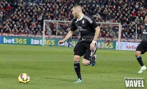 """Benzema: """"Cuando más juego, mejor me siento, con confianza"""""""