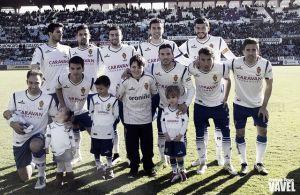 Real Zaragoza - Real Valladolid: puntuaciones del R. Zaragoza, jornada 19