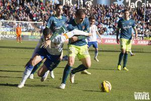 Real Valladolid - Real Zaragoza: remar, remar y remar