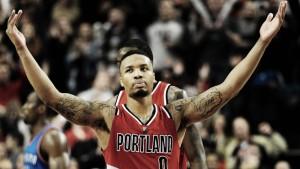 Resumen NBA: Lillard y los Blazers acaban con la racha de los Thunder