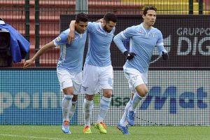 Première victoire à l'extérieur pour la Lazio
