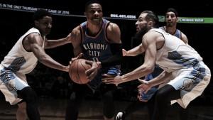 Resumen NBA: Durant y Westbrook, recital y victoria en Denver