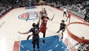 Resumen NBA: Anthony Davis domina a los Pistons con 59 puntos