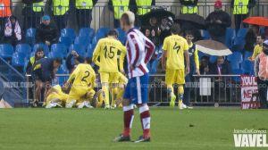 El Atlético de Madrid se duerme fuera de casa