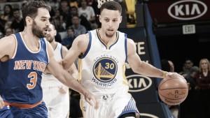 Resumen NBA: 50 seguidas para los Warriors en una noche con pocas sorpresas