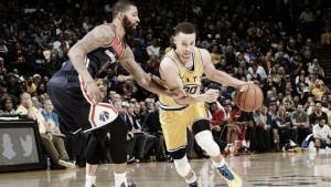 Resumen NBA: los Warriors ganan y siguen camino de las 73 victorias