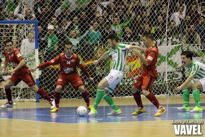 El Real Betis FSN es campeón y ya huele la ansiada plata