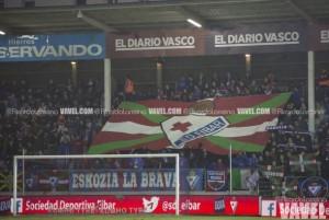 Los abonados del Eibar podrán ceder asientos en Ipurúa a través de la web