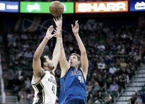 Dirk Nowiztki y los Mavs jugarán sus 15º Playoffs en 16 años