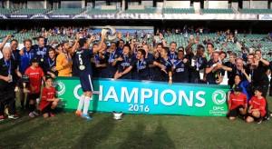 Auckland City levanta su octava Champions