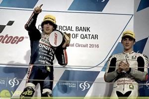 Moto3, Losail: Antonelli e Bagnaia portano il tricolore sul podio
