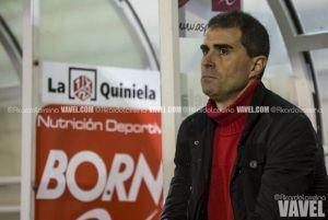 """Garitano: """"Lo que necesitamos es disfrutar de la Primera División"""""""