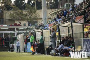 """Vicente Moreno: """"El partido ha ido por donde pensábamos que iba a ir"""""""