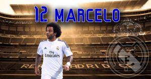 Real Madrid 2014/2015: Marcelo