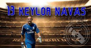 Real Madrid 2014/2015: Keylor Navas