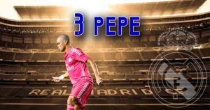 Real Madrid2014/15: Pepe
