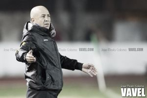 """Claudio Barragán: """"Necesitamos un jugador para el balón parado"""""""