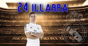 Real Madrid 2014/2015: Asier Illarramendi