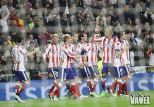 El Atlético de Madrid avanza hacia los cuartos de final