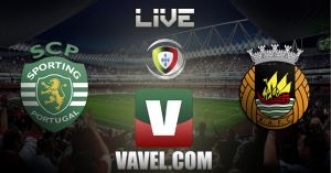 Sporting de Portugal vs Rio Ave en vivo y en directo  (4-2)