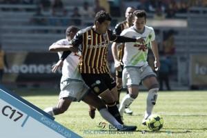 Leones Negros vuelve a ganar en casa de la mano de Jorge Mora