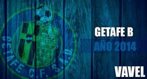 Getafe B 2014: sufrimiento, idas y venidas