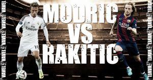 Modric vs Rakitic: duelo de cerebros croatas