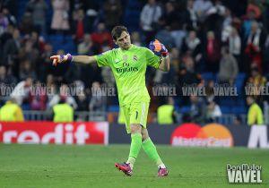 Iker Casillas, el señalado