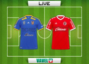 Resultado partido Tigres vs Xolos de Tijuana en vivo y en directo online