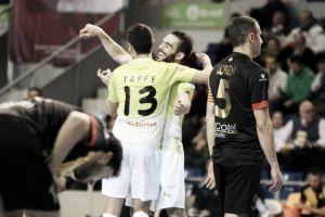 Palma Futsal se lleva un partido de locura ante Marfil Santa Coloma